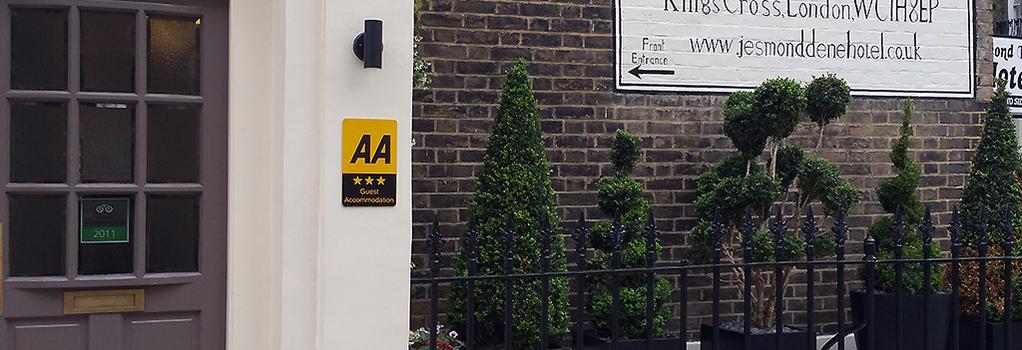 Jesmond Dene Hotel - London - Building