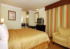 Stargazer Inn and Suites - มอนเทอเรย์ - ห้องนอน