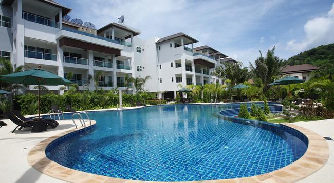 Bangtao Tropical Residence Resort & Spa - Choeng Thale - Building
