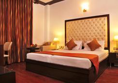 Hotel Citi International - นิวเดลี - ห้องนอน