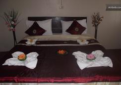 กระบี่ ฟอเรสท์ โฮมสเตย์ - Ao Nang - ห้องนอน