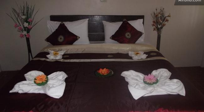 The Krabi Forest Homestay - Ao Nang - Bedroom