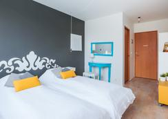Fosshotel Lind - เรคยาวิก - ห้องนอน