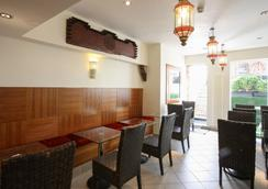 Mayflower Hotel & Apartments - ลอนดอน - ร้านอาหาร