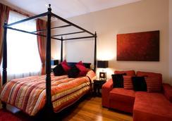 Mayflower Hotel & Apartments - ลอนดอน - ห้องนอน