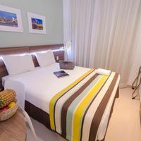 Hotel Express Vieiralves Bedroom Overview