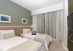 Hotel Adrianópolis All Suites - มาเนาส์ - ห้องนอน