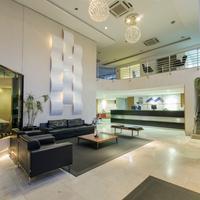 Hotel Adrianópolis All Suites Lobby