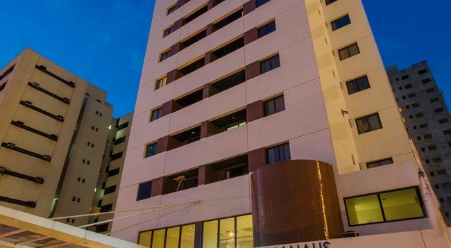 Hotel Adrianópolis - Manáus - Building