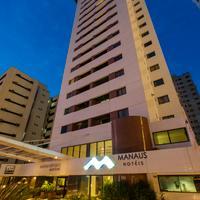Hotel Adrianópolis All Suites Front Entrance