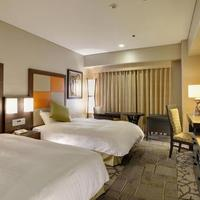 New Miyako Hotel Guestroom