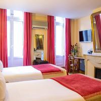 Hôtel Albert 1er Guestroom