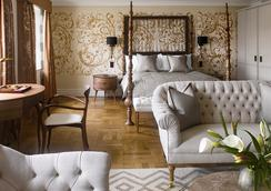 Adria Boutique Hotel - ลอนดอน - ห้องนอน