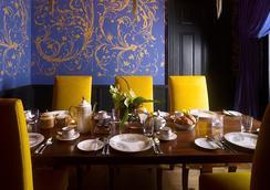Adria Boutique Hotel - ลอนดอน - ร้านอาหาร