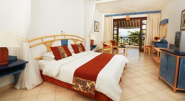 Neptune Beach Resort - Mombasa - Bedroom