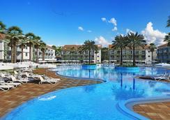 Akra Hotel - อันตัลยา - สระว่ายน้ำ