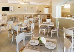 Hotel & Suites Quinta Magna - กวาดาลาฮารา - ร้านอาหาร
