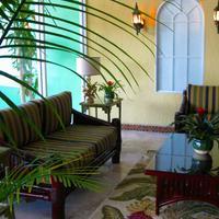 Seagull Hotel Miami Beach Lobby Sitting Area