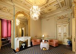 Hotel Continental Palacete - บาร์เซโลน่า - ห้องนอน