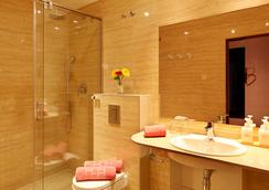 Hotel Continental Barcelona - บาร์เซโลน่า - ห้องนอน