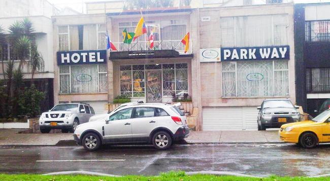 Hotel Parkway Bogotá - Bogotá - Building