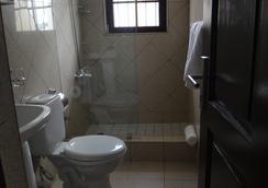 Ocean Breeze - ซันโตโดมิงโก - ห้องน้ำ