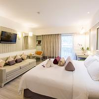Katathani Phuket Beach Resort Guestroom
