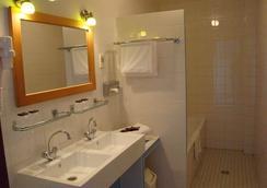 Rho Hotel - อัมสเตอร์ดัม - ห้องน้ำ