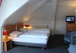 Rho Hotel - อัมสเตอร์ดัม - ห้องนอน