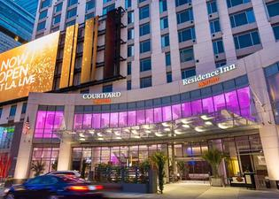 Courtyard by Marriott Los Angeles L.A. LIVE