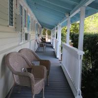 Seashell Motel & Key West Hostel Terrace/Patio
