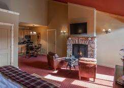 Sierra Nevada Resort & Spa - แมมอธ เลกส์ - ห้องนอน