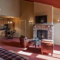 Sierra Nevada Resort & Spa Fireplace Suite