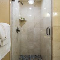 Sierra Nevada Resort & Spa Deluxe Room Showers