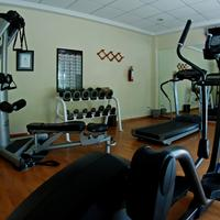 Aurea Hotel and Suites Gym