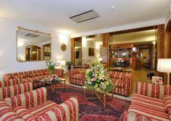 Hotel Cecil - โรม - ล็อบบี้