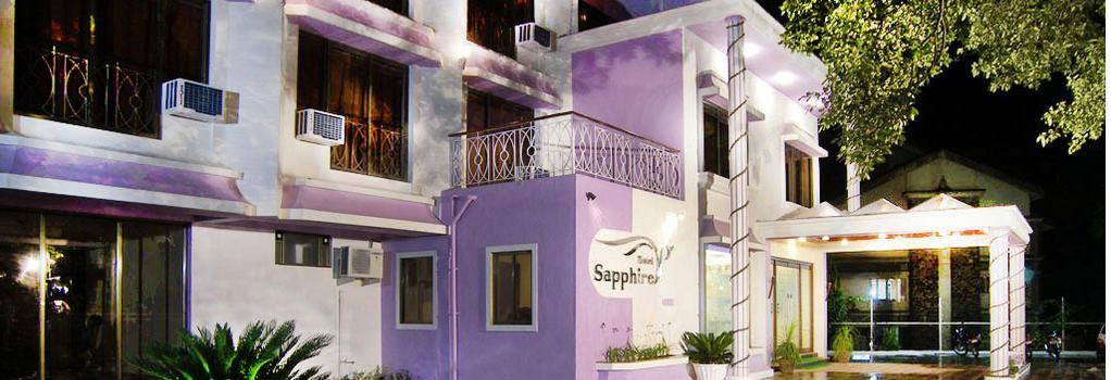 Hotel Sapphire - Lonavala - Building