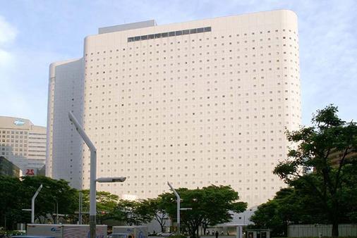 โรงแรมชินจูกุ วอชิงตัน เมน - โตเกียว - อาคาร
