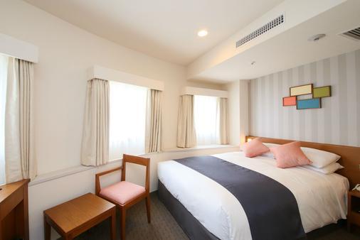 โรงแรมชินจูกุ วอชิงตัน เมน - โตเกียว - ห้องนอน