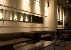 โรงแรมชินจูกุ วอชิงตัน เมน - โตเกียว - เลานจ์