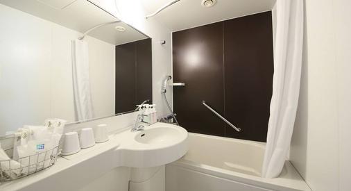 โรงแรมชินจูกุ วอชิงตัน เมน - โตเกียว - ห้องน้ำ