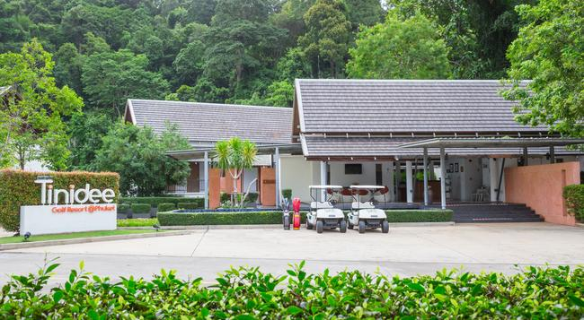 Tinidee Golf Resort at Phuket - Kathu - Building