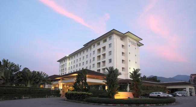 Tinidee Hotel@Ranong - Ranong - Building