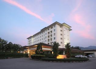 Tinidee Hotel @ Ranong