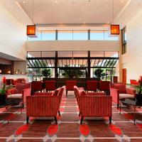 Ontario Airport Hotel Lobby