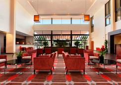 Ontario Airport Hotel and Conference Center - ออนตาริโอ - ล็อบบี้