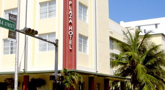 South Beach Plaza Hotel - Miami Beach - Building