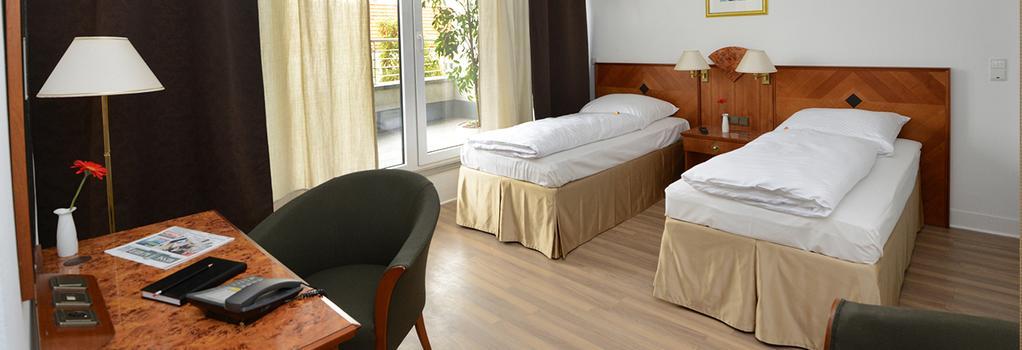 Elegant Apartotel - Berlin - Bedroom