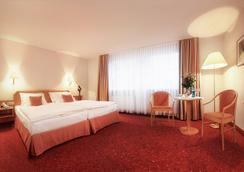 Parkhotel Diani - ไลพซิก - ห้องนอน
