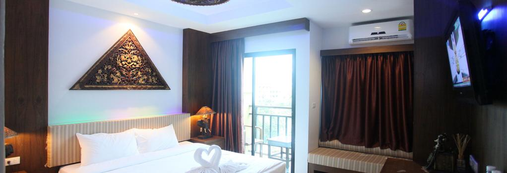 Phuket Abc Groups - Patong - Bedroom